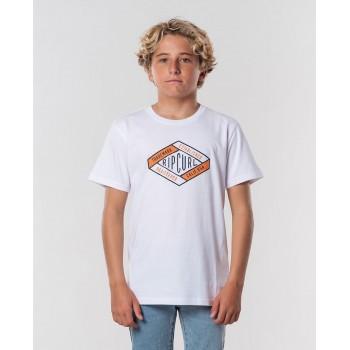 T-shirt D'Ams Boy Rip Curl