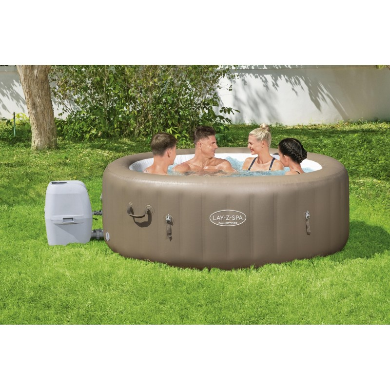 Spa Gonflable Rond Lay-Z-Spa Palm Springs Airjet - Bestway 2021