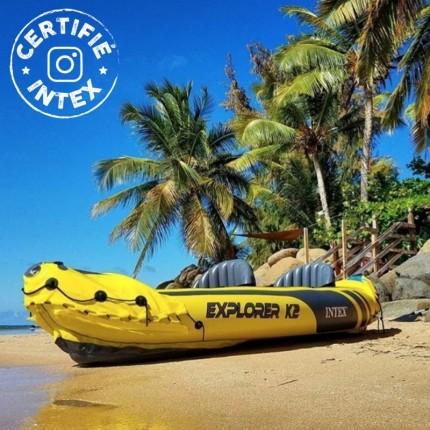 Pack kayak explorer K2 - 2...