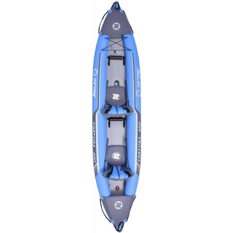 Pack Kayak Gonflable Tortuga - Zray