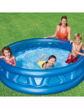 Piscine soft side pool intex