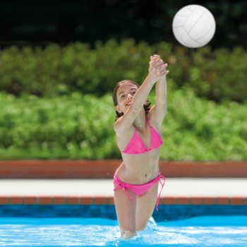 Jeu de volley flottant intex