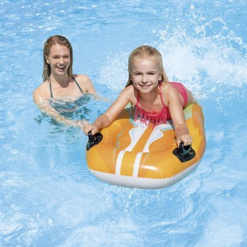 Body board gonflable intex