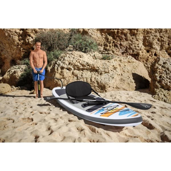 Pack paddle SUP white cap Hydro Force 10' - Bestway