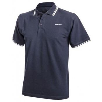 Polo shirt cotton head homme
