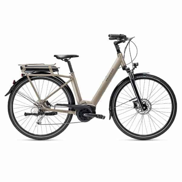 Vélo Electrique eC01 D9 Active - Peugeot
