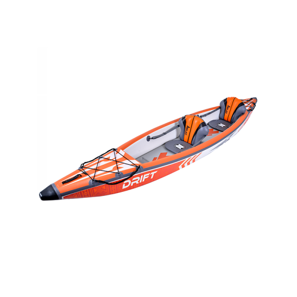 Pack kayak gonflable Drift 2 personnes Zray