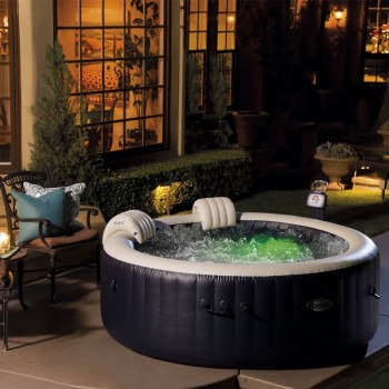 Pure spa 4 places rond...