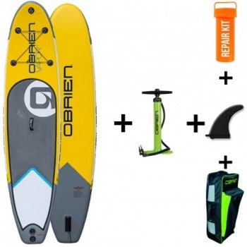 Paddle gonflable vapor 10.6...