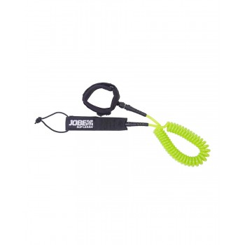 Leash  sup coiled 10ft jobe