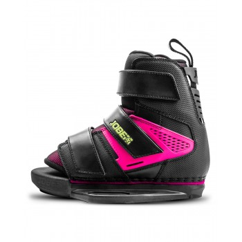 Chausses wakeboard rose...