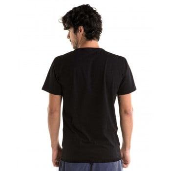 T-shirt noir homme logo jobe