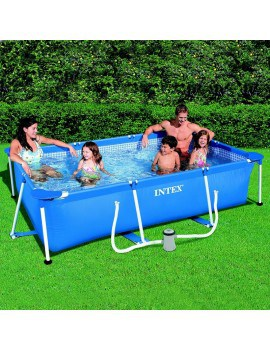 Kit piscine metal frame...