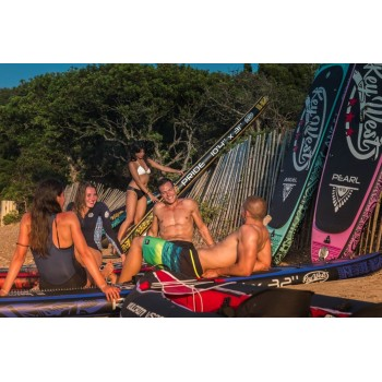 Pack sup paddle angel 9.6...