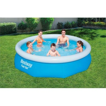Piscine ronde autostable...