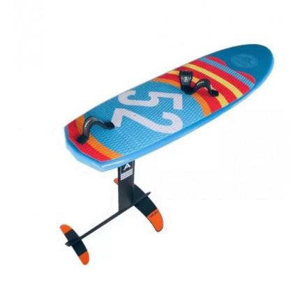 Pack kite foil alu + foil...