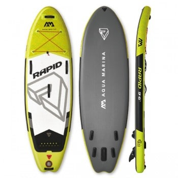 Pack SUP Paddle rapid 9'6...