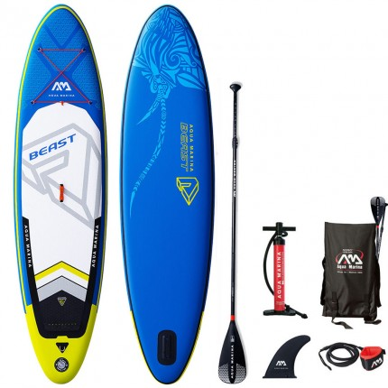Pack sup paddle beast 10'6...
