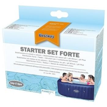 Kit de traitement eau Bestway