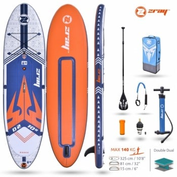 Pack paddle Dual Deluxe D2...
