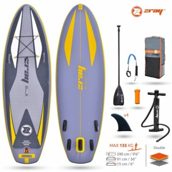 Pack paddle Snapper 9'6 Zray