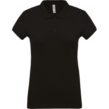 Polo Femme Manches Courtes...