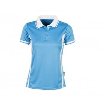 Polo Sport Femme Manches...