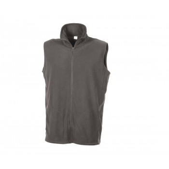 Gilet Micropolaire Homme -...