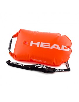 Bouee swimrun safety buoy head