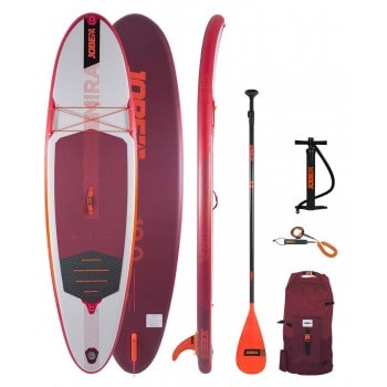 Pack paddle Mira 10'0 Rouge...